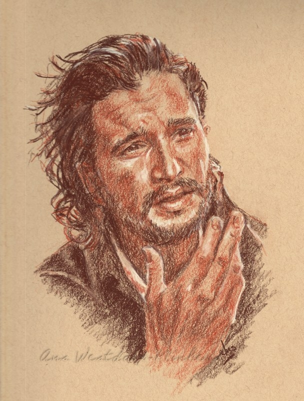 Kit Harington by Ans66